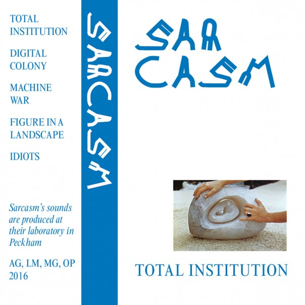 Sarcasm - Total Institution