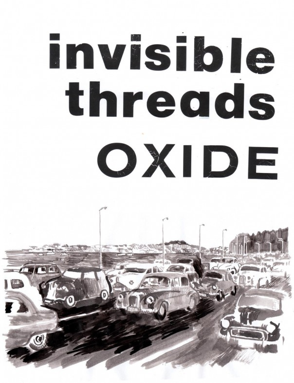 Invisible Threads - Oxide