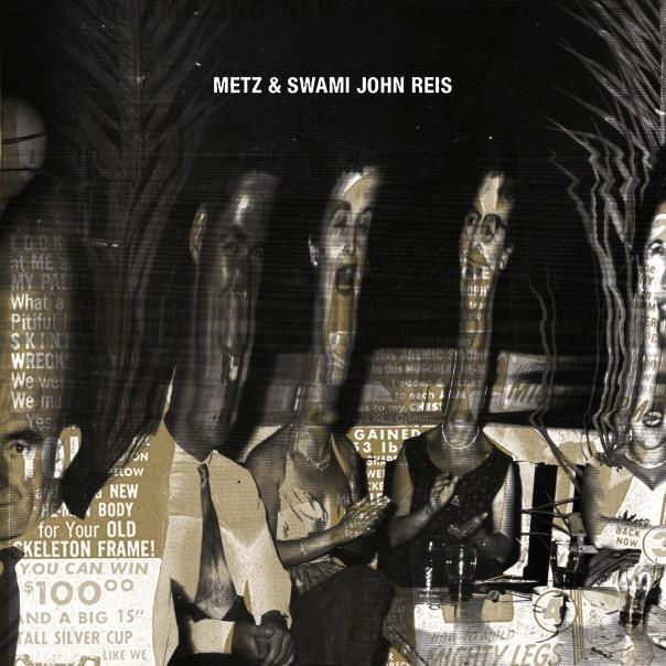 """Metz & Swami John Reis 7"""""""