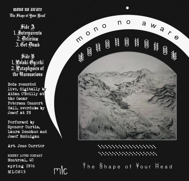 Mono No Aware - The Shape Of Your Head
