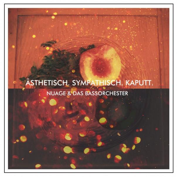 Nuage & Das Bassorchester - Ästhetisch. Sympatish. Kaputt.