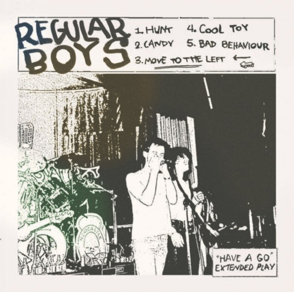 Regular Boys - Have A Go
