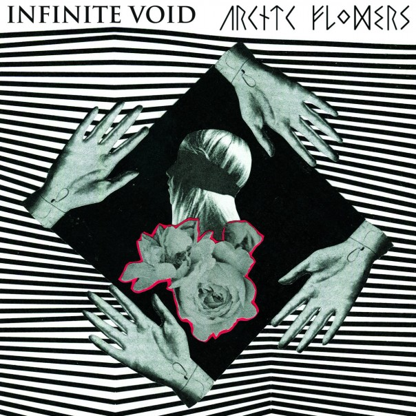 "Infinite Void / Arctic Flowers - Split 7"""