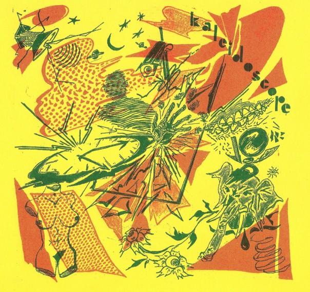 "Kaleidoscope - Vol. 2 No. 1 7"""