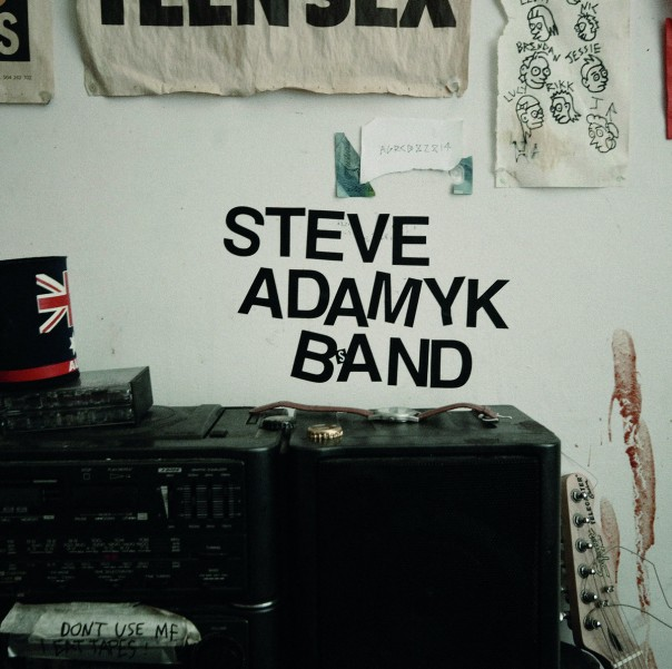 Steve Adamyk Band - Graceland