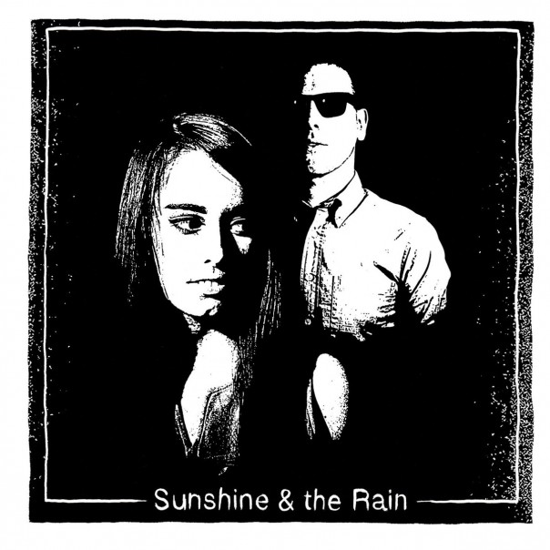 """Sunshine & The Rain - Can't Stop Thinking About You / Pale Blue Skies 7"""""""