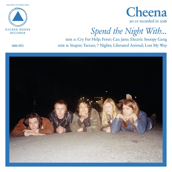 Chena - Spend The Night With...