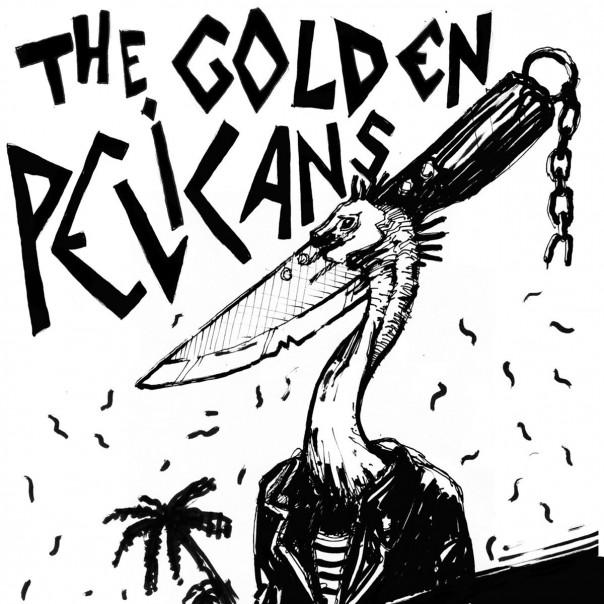 golden pelicans