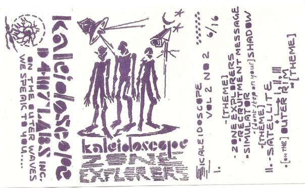 Kaleidoscope - Kaleidoscope V.2 N.2: Zone Explorers