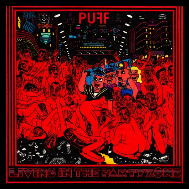 Puff! - Living In The Partyzone