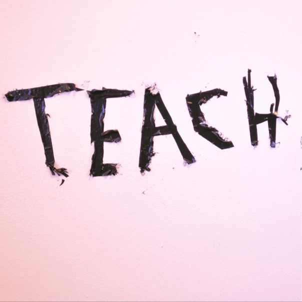 "Teach Me - Collector 7"""