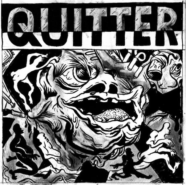 """Quitter - Quitter 7"""""""