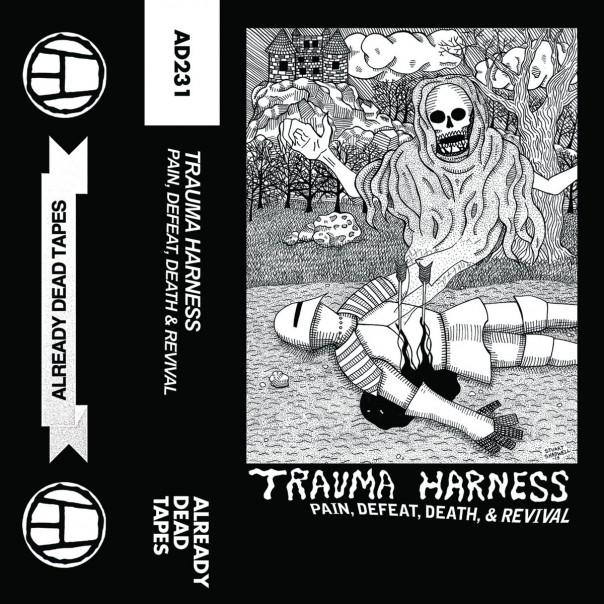 trauma-harness