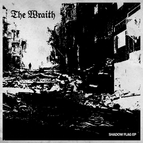 The Wraith - Shadow Flag