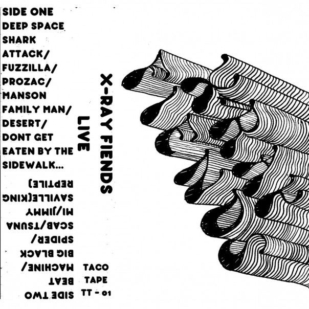 X-Ray Fiends - Live