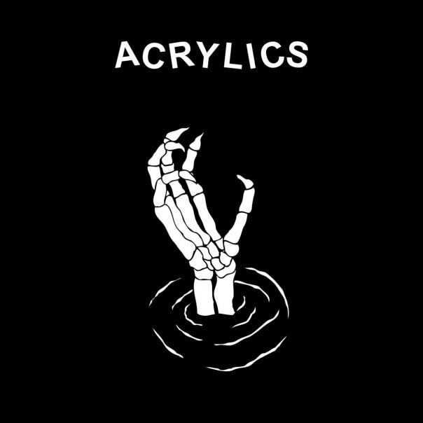 "Acrylics - Despair 7"""