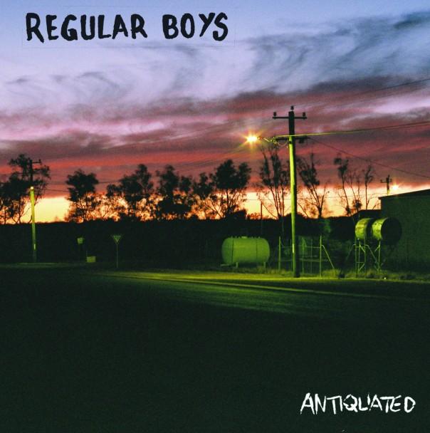 "Regular Boys - Antiquated 7"""