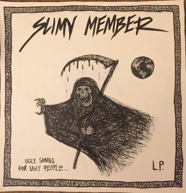 Slimy Member - Ugly Songs For Ugly People