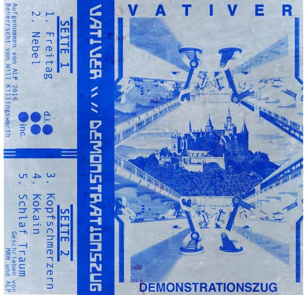 Vativer - Demonstrationszug