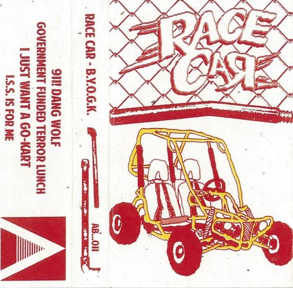 Race Car - Build Your Own Go-Kart