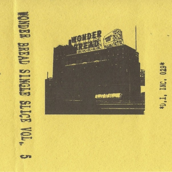 Wonder Bread - Single Slice Vol. 5