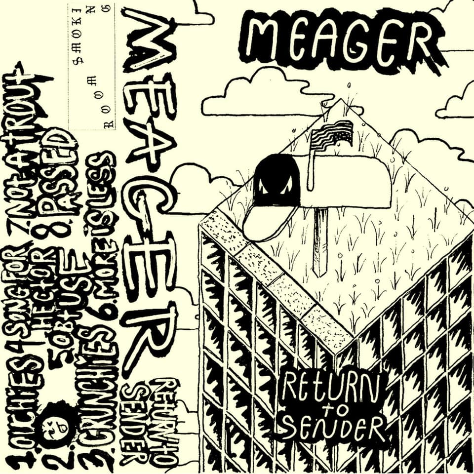 Meager - Return To Sender