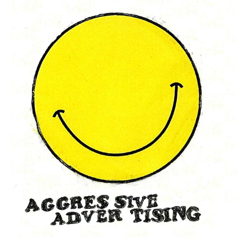 Pill - Aggressive Advertising