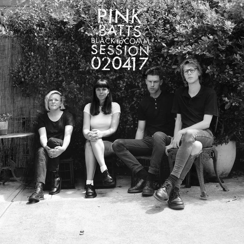 Pinkbatts - BLACK to COMM Session 020417