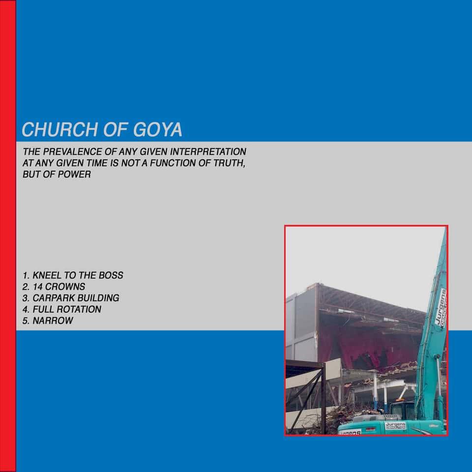 Church Of Goya - Church Of Goya