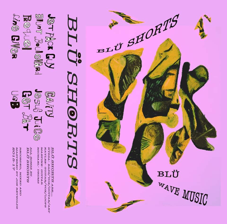 Blü Shorts - Blü Wave Music