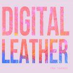 Digital Leather - Pink Thunder
