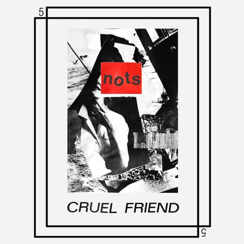 """Nots - Cruel Friend / Violence 7"""""""