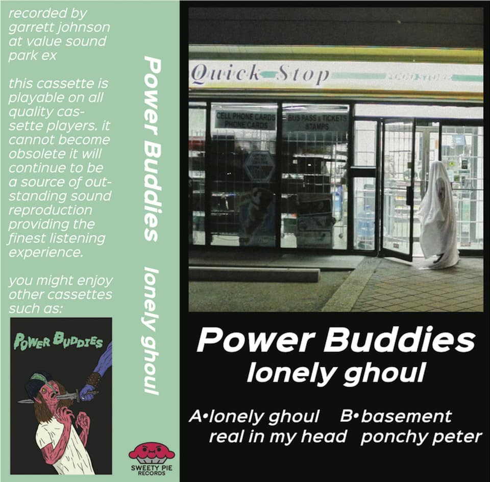 Power-Buddies - Lonely Ghoul