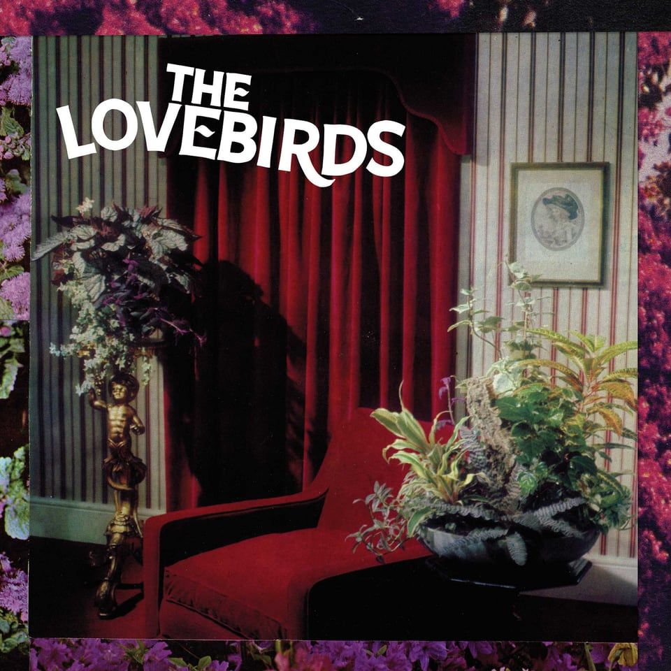 The Lovebirds - Filled With Hate 7""