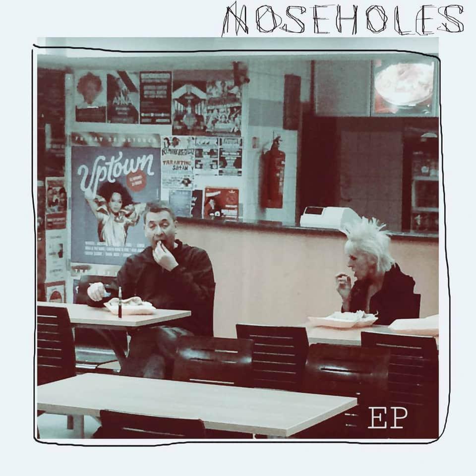 Noseholes - Noseholes