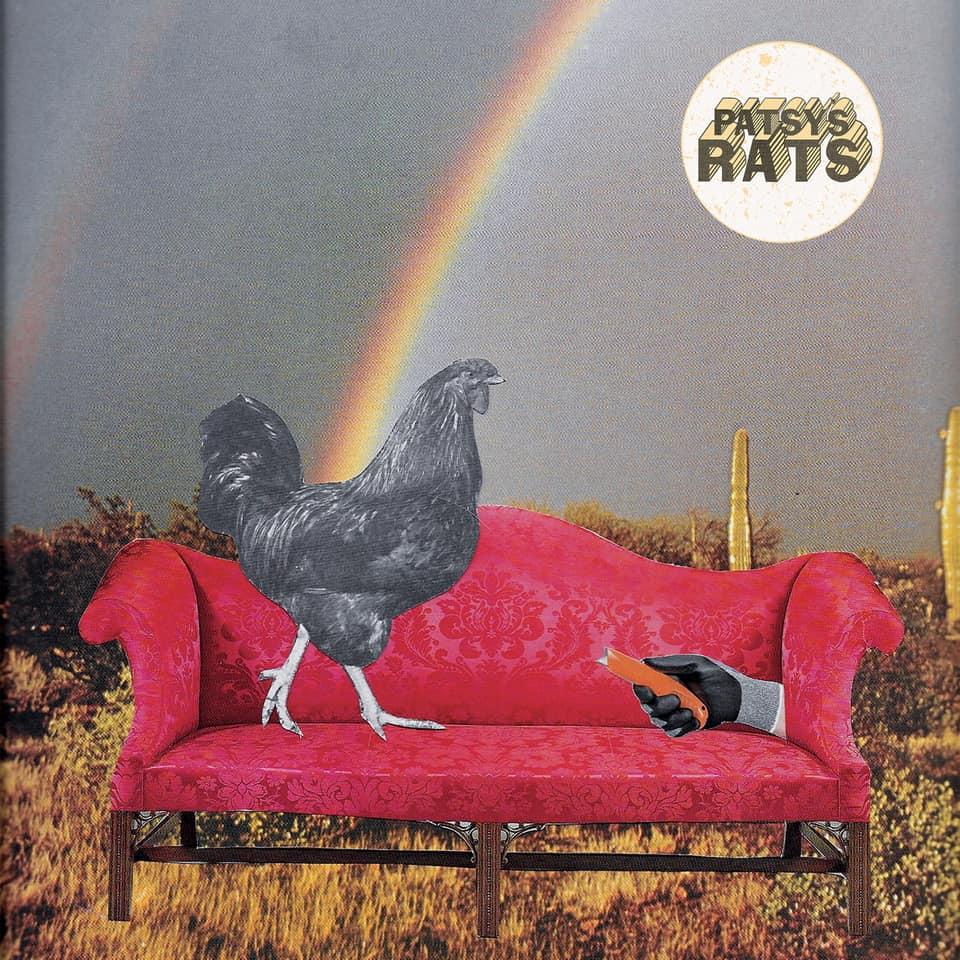 """Patsy's Rats - Roundin' Up 7"""""""