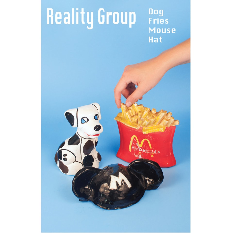 Reality Group - Dog Fries Mouse Hat