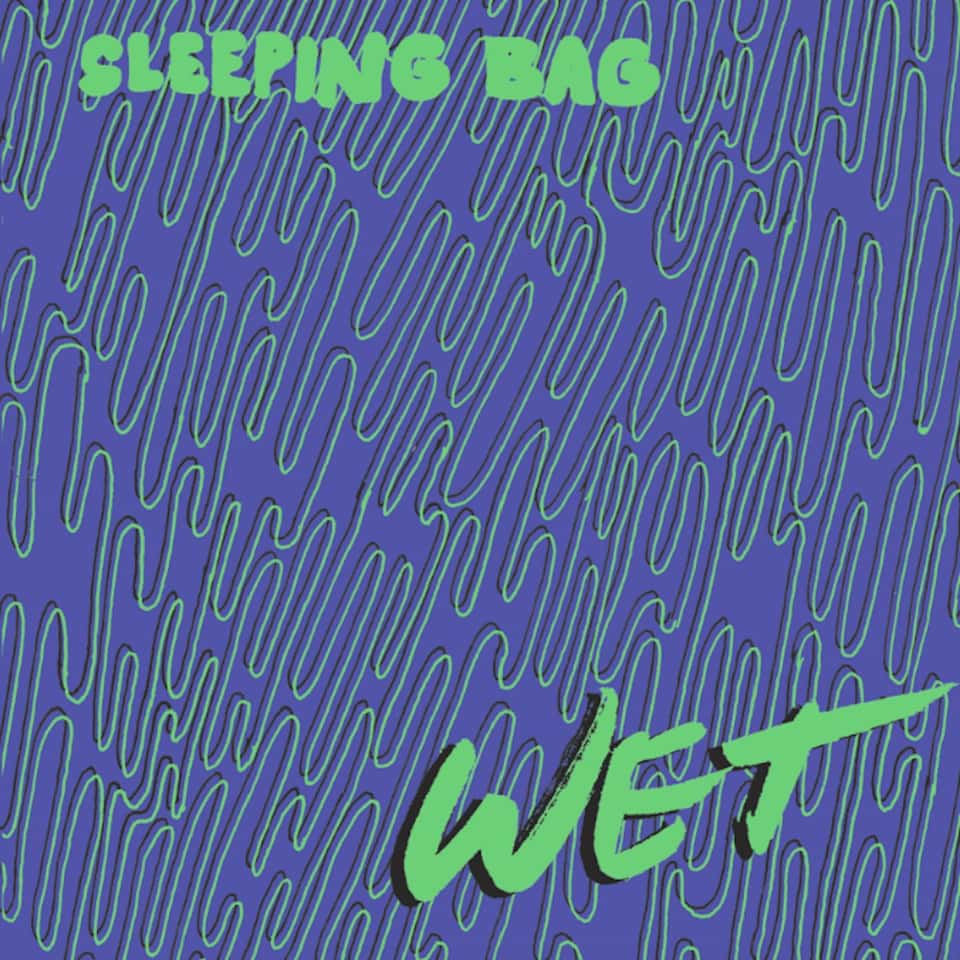 Sleeping Bag - Wet