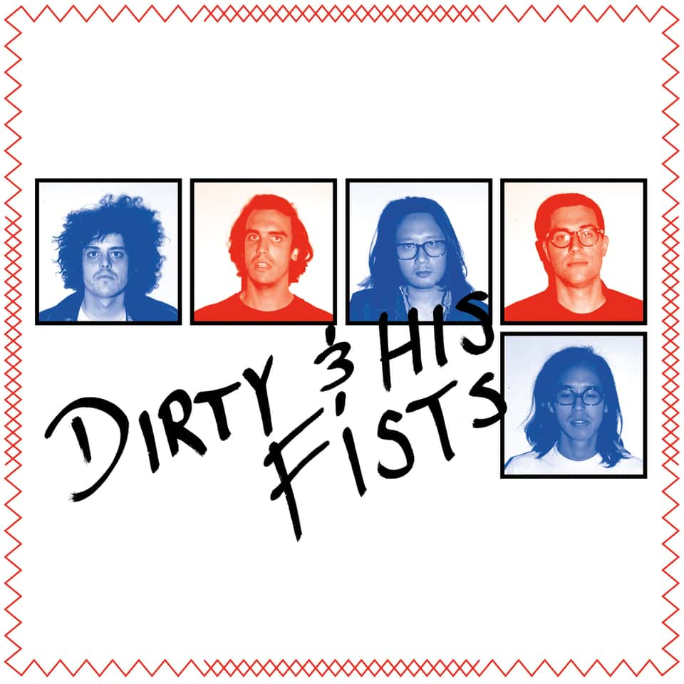 Dirty & His Fists - Dirty & His Fists 7""