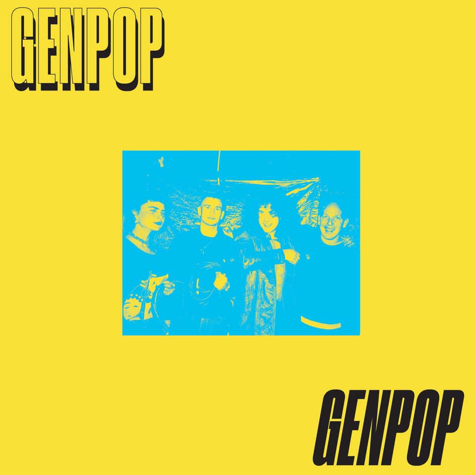 Gen Pop - On The Screen 7""