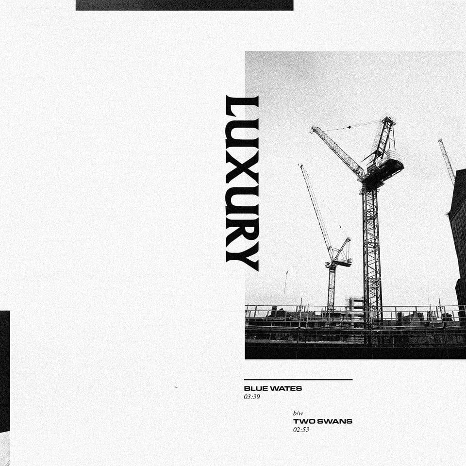 Luxury - Blue Wates / Two Swans