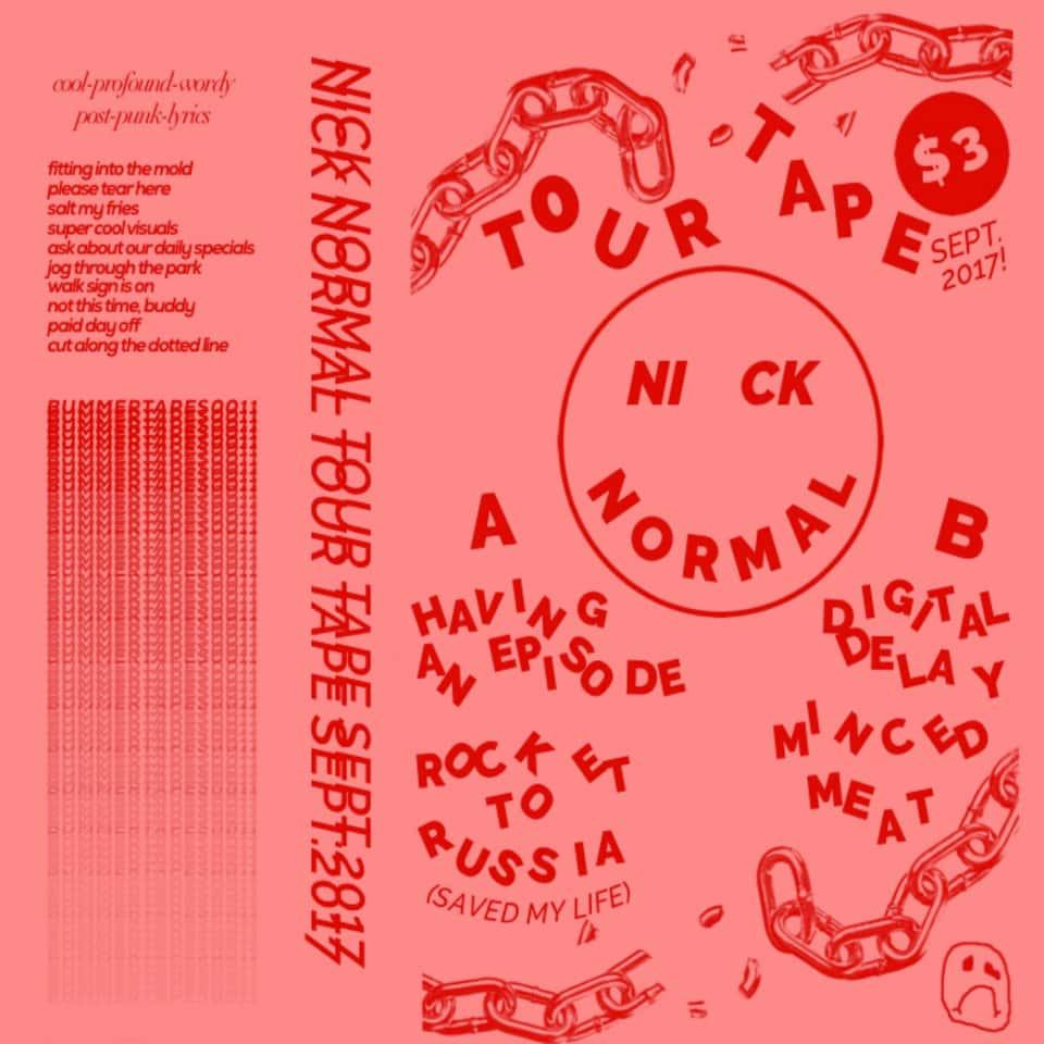 Nick Normal - Tour Tape