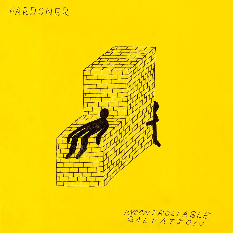 Pardoner - Uncontrollable Salvation