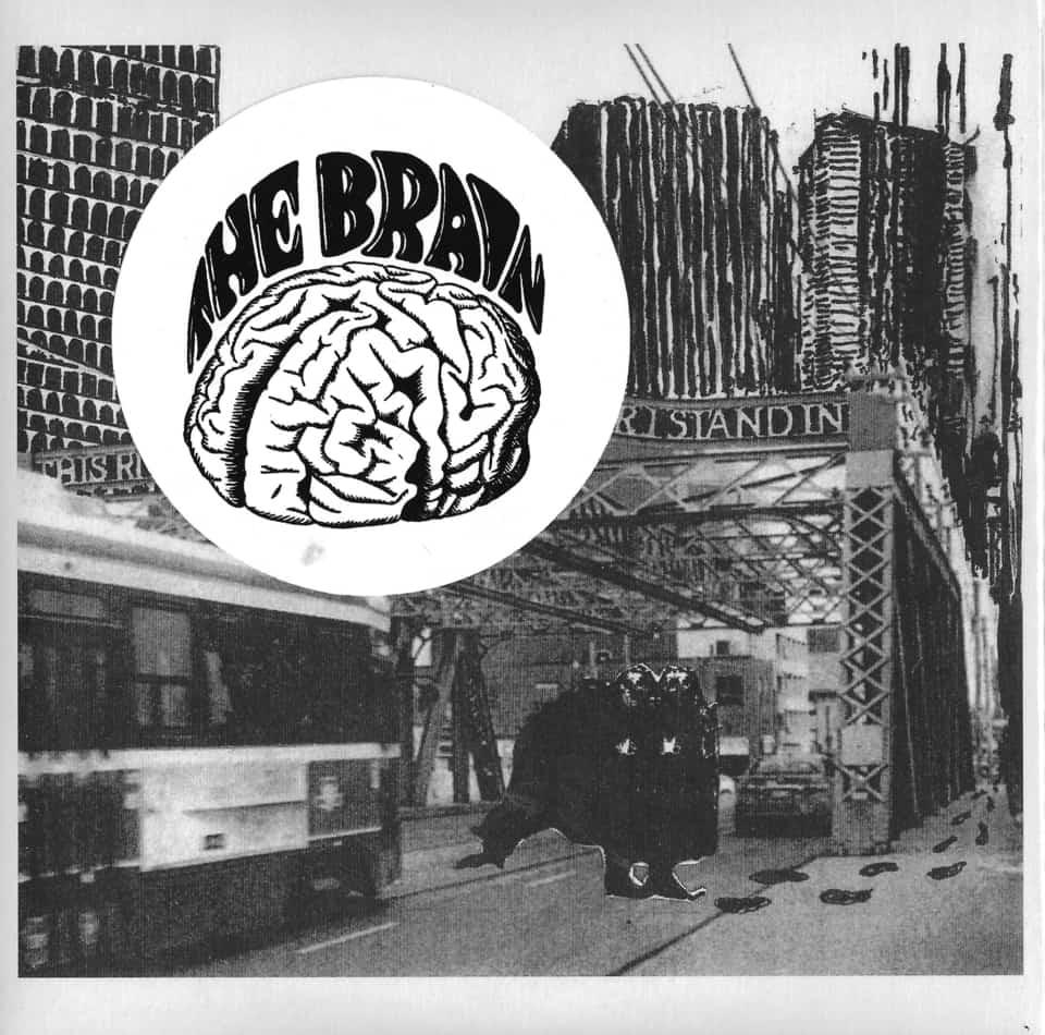 """The Brain - The Brain 7"""""""
