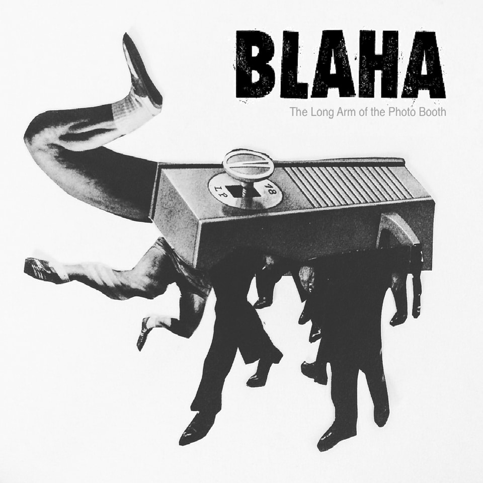 Blaha - The Long Arm of the Photo Booth