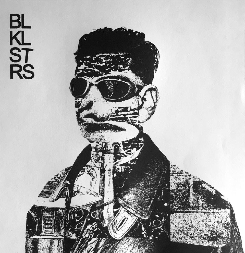 "Blacklisters - Dart 7"""