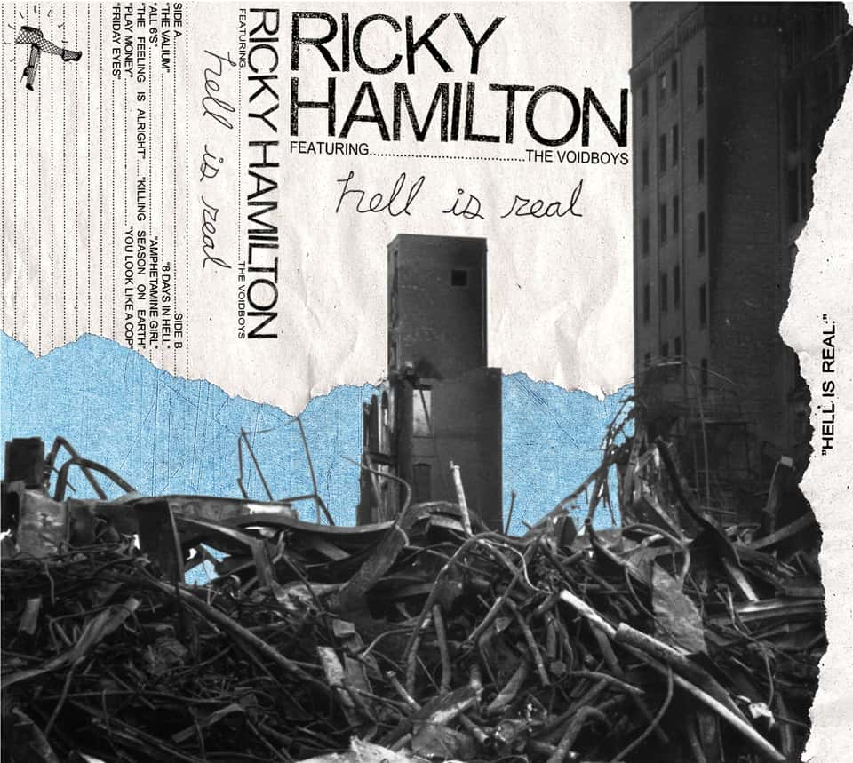 Ricky Hamilton & The Voidboys - Hell Is Real