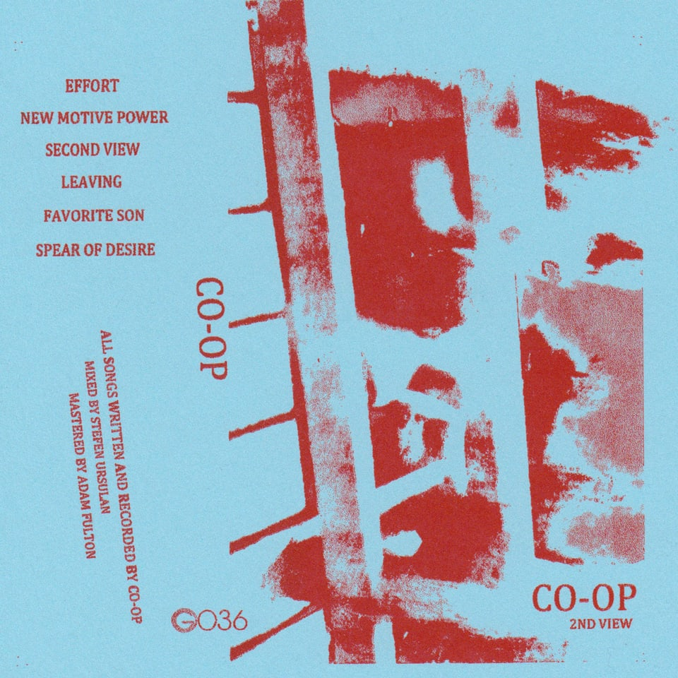 Co-op - 2nd View