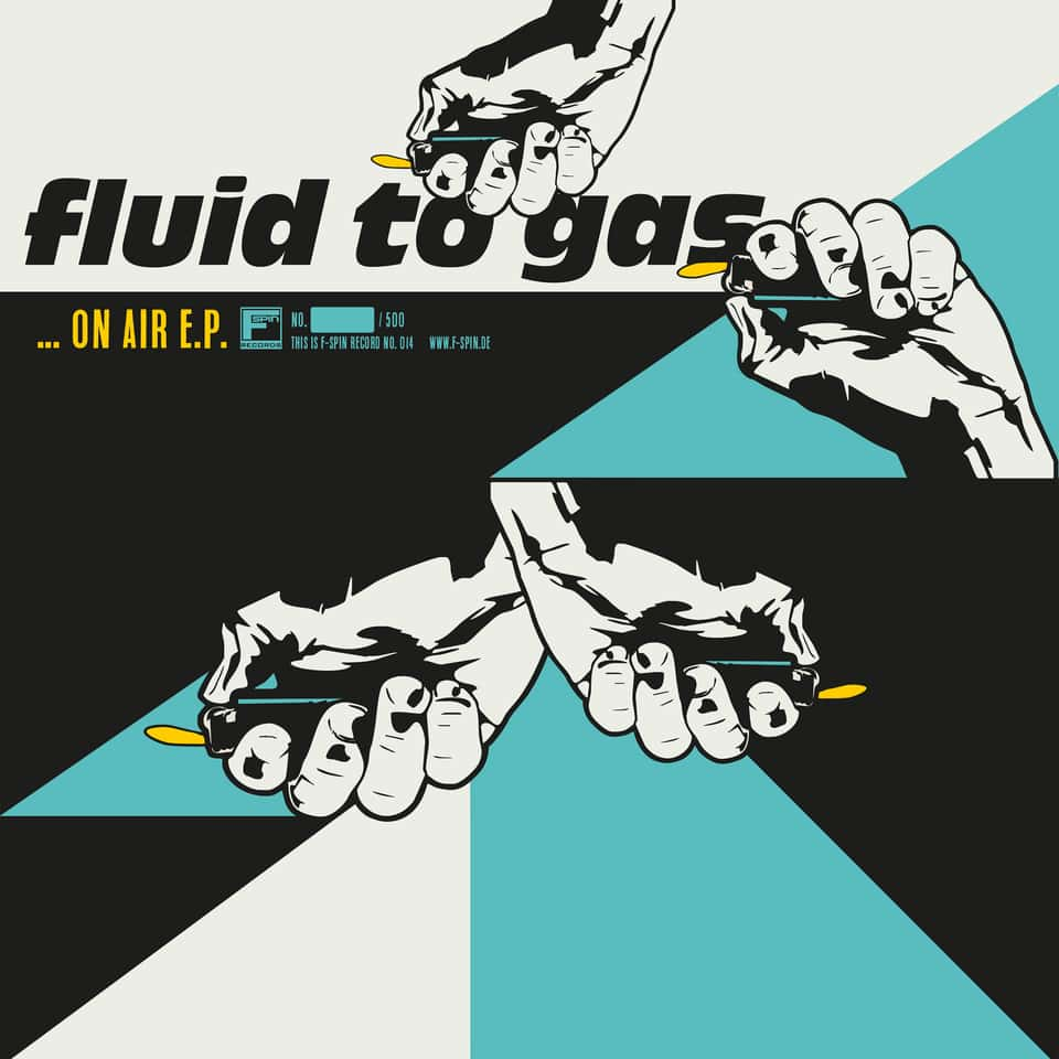 Fluid To Gas - ...On Air