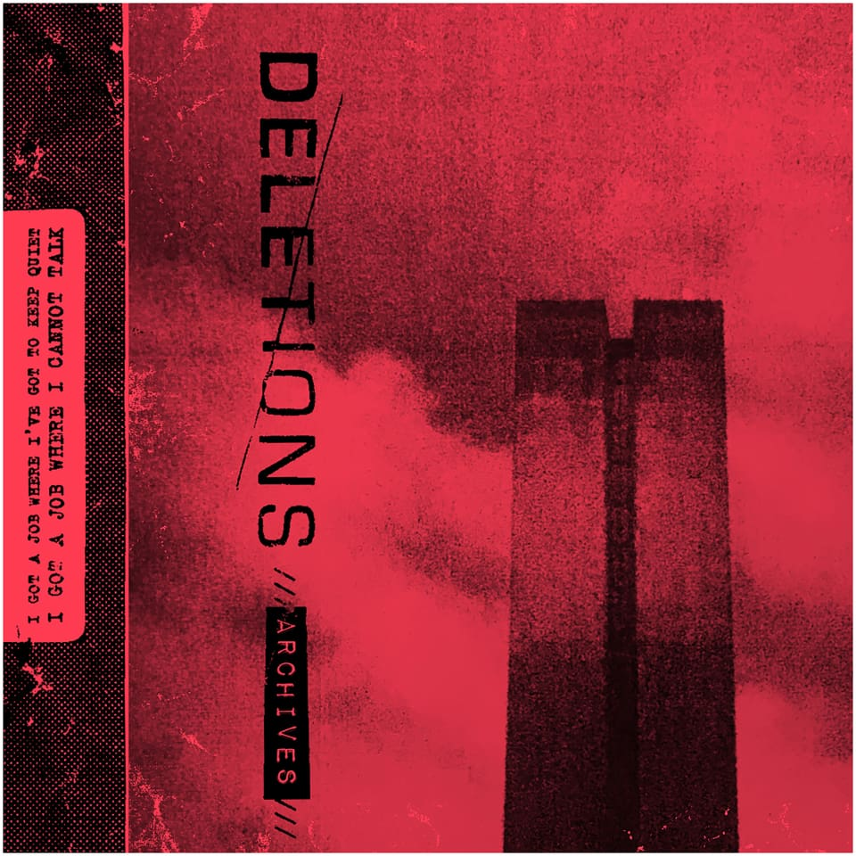 Deletions - Archives
